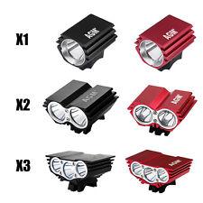 X3/X2/X1 Fahrradlampe CREE XML U2 LED Fahrradlicht Scheinwerfer Fahrradleuchte