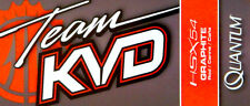"QUANTUM TEAM KVD KVDS704F 7'0"" MEDIUM FAST ONE PIECE SPINNING ROD"