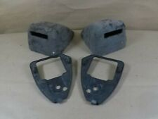 90-93 Mustang COUPE rear seatbelt pods at package tray