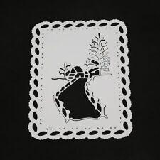 Scenery Cutting Dies Stencil DIY Scrapbooking Album Embossing Paper Card  Decor