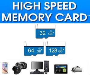 Carte Memoire Micro Sd Class 10+ Adaptateur+Lecteur Carte 32 GO/64GO/128 GO