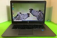 HP EliteBook 850 G2 15.6 inch Intel i5-5200U 2.20 GHz 8Gb Ram 500Gb HDD W10 Pro