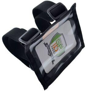 Heavy Duty Nylon - Military Armband Badge Holder by Specialist ID (USA MADE)
