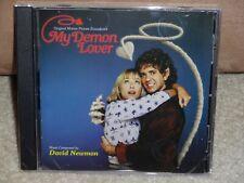 MY DEMON LOVER - OST, David Newman, Ltd Ed of 1000, OOP, HTF, STILL SEALED!