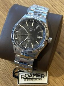 Roamer RD 100 Automatic Gents Swiss Made Watch RRP £639
