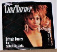 Tina Turner - Private Dancer / Nutbush City Limits -  Near Mint 45 Record