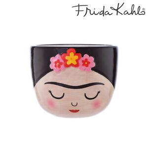 Sass & Belle Mini Small Frida Kahlo Face Planter Flower Plant Pot Home Decor