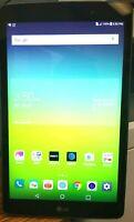 "LG G Pad X 8.0"" V520 Unlocked 32GB Wi-Fi + 4G LTE Tablet"