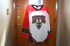 Lexington Manowar Minor League Hockey Jersey Nwt Sz L Defunct Rare