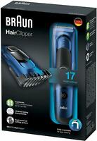 Braun HC 5030 Machine Cut Hair Professional with 17 Lengths Washable