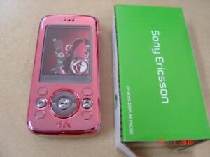 **Quality Dummy Sony Ericsson W395 PINK model phone toy