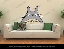 Ghibli Totoro - Head Wall Art Applique Sticker
