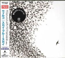 WILCO-SKY BLUE SKY-JAPAN CD D20