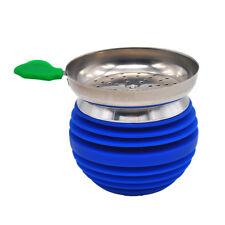 1X AppleShape Silicon Hookah Bowl Narguile Shisha Flavors Bowl Charcoal Holder