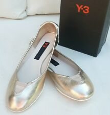 Y3 Y-3 Adidas Yamamoto 37,5 3,5 Ballerinas Slipper Mokassins Schuhe neu UVP 230€