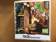 jewel link safari quest ds game