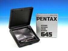 Pentax 645 Focusing Screen S80 verre de visée Mattscheibe - (101606)