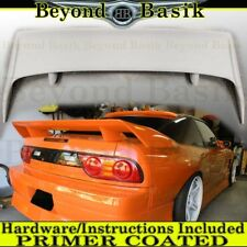Fits Nissan 1989-2002 S13 240sx 180sx 200sx 326 Power Style Spoiler Wing Primer