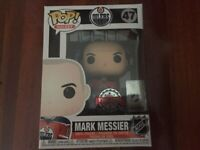 NHL: Oilers - Merk Messier US Exclusive Pop! Vinyl [RS]-FUN43519-FUNKO