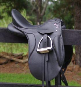 Kieffer Parbury Dressage Saddle