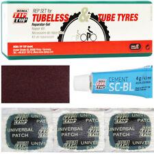 Tip Top Kit De Reparación Tubeless Bicicleta Reparación Neumáticos