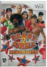 Ready 2 Rumble Revolution (Wii Nuevo)