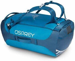 Osprey Transporter 95 Travel Duffel Duffle Bag - Kingfisher Blue