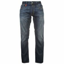 Replay Mid Rise Big & Tall Size Jeans for Men
