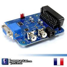 UMSA Ultimate SCART adapter - VGA PC Raspberry to Arcade CRT TV RGB Interface