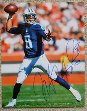 Marcus Mariota Auto Signed Autographed 8x10 Photo Photograph Tennessee  Titans a902a3cf1