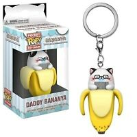 Bananya - Daddy Bananya Pocket Pop! Keychain-FUN20915
