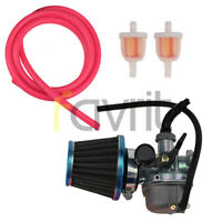 Carburetor Fuel Hose Line 35mm Air Filter For BAJA DIRT PIT BIKE DR50 49CC 50CC