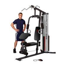 Marcy MWM-988 150 lb. Stack Gym, Black