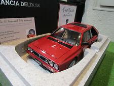LANCIA DELTA S4 rosso scala 1/18 AUTOART 74771 macchina in miniatura