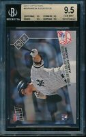 2017 Topps Now Aaron Judge BGS 9.5 Gem Mint RC Card #654 Rookie New York Yankees