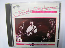 "Jonathan Richman & The Modern Lovers ""Mega 20 Track Album"" RARE Japan CD"