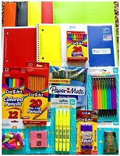 Back To School Supplies Essentials Bundle Pack