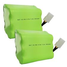 2x - 3800mAh 7.2V 945-0005 Battery(s) for Neato XV-11 XV-21 XV-15 XV-12 Vacuums