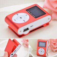 32GB Ultra Slim MP3 Player LCD Screen With FM Radio C5S