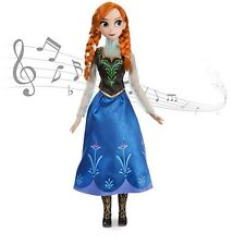Anna From Frozen Singing Doll , Singing character doll , with FREE SHIPPING