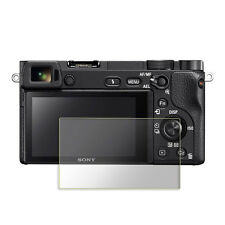 Ultra Clear LCD Display Screen Film Protector for Sony Alpha A6000 A6300 Camera
