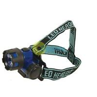 LED Headlamp  Ideal For Activities Such As Running, Cycling, Fishing And Hiking.