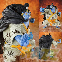 Anime ZERO ONE PIECE Knight Of The Sea Jinbei 20cm PVC Figure Statue