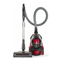 Electrolux EL4335B Corded Ultra Flex Canister Vacuum Watermelon Red