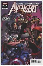 AVENGERS #23 (2018) ~ BRING ON THE BAD GUYS VARIANT ~ NM/M 9.8 : SEND IT TO CGC!