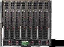 HP C7000 SERVER 8 X BL685C G6 Blade 128 CORE 1TB RAM 1024GB 16 X 146GB HDD
