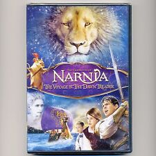 Chronicles of Narnia Voyage of the Dawn Treader 2010 PG adventure movie, new DVD
