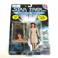1995 Star Trek Holodeck Series DR.BEVERLY CRUSHER 1940's Attire Action Figure