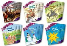 New, Oxford Reading Tree: Stages 10-11: Glow-worms: Class Pack (36 books, 6 of e