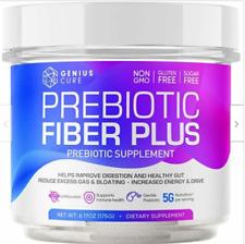 Genius Cure - Prebiotic Fiber Boost Supplement - Gluten Free - Sugar Free